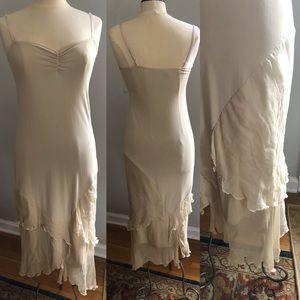 Prada Long Slip Dress